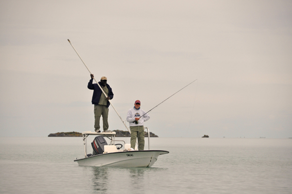 Fly fishing at the bahamas virginia sportsman for Fly fishing bahamas