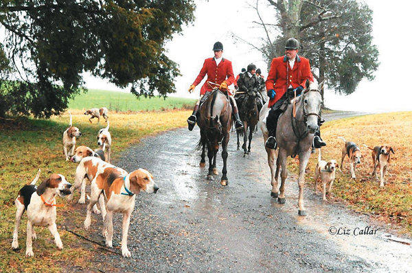 Huntsmen's Hunt at Blue Run Hunt