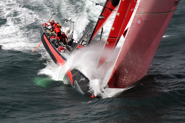 The Volvo Ocean Race