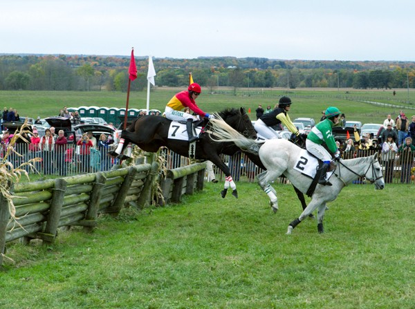Genesee Valley Hunt Race