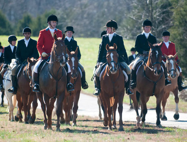 deep run hunt club richmond virginia 125 anniversay