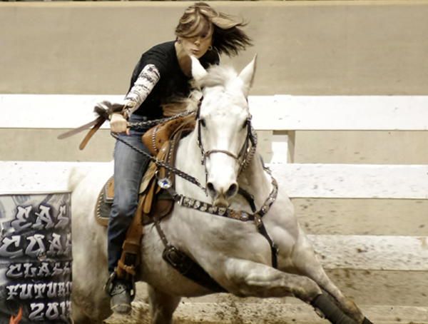 Barrel Racing In Virginia