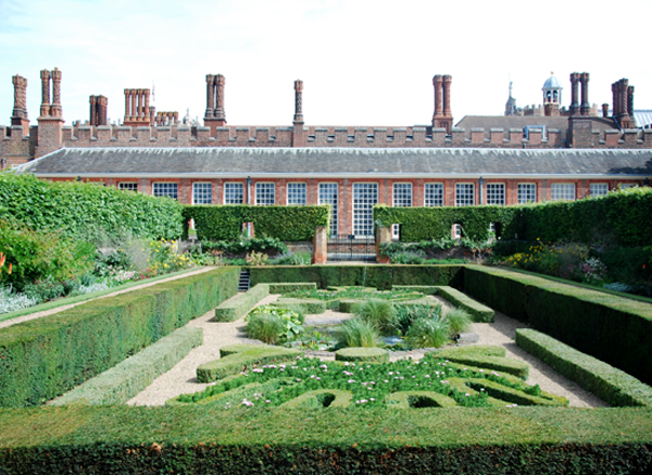 The Gardens at Hampton Court Palace