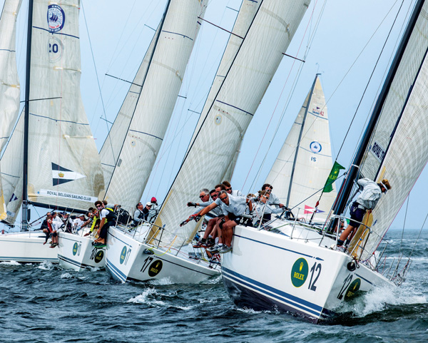New York Yacht Club invitational Cup Newport Rhode Island