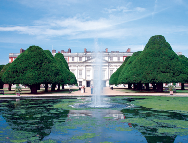 The Hampton Court Palace Garden, Part II