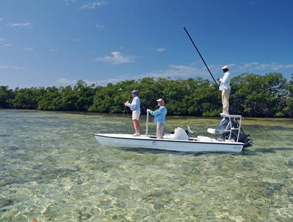 Deep Water Cay, GBI