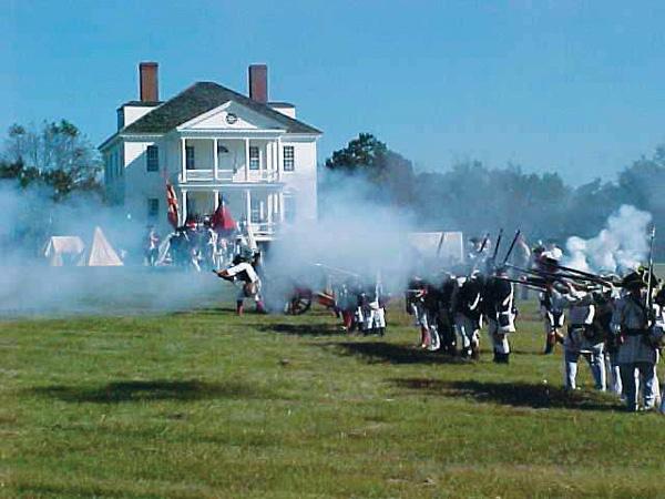 Camden, South Carolina history horses