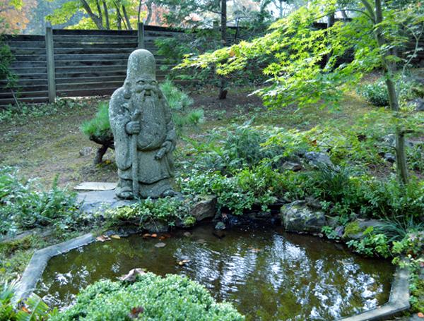 The Bassett Garden at President Madison's Montpelier