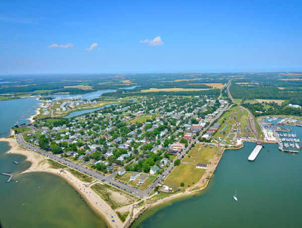 Cape Charles, Esatern Shore, Virginia