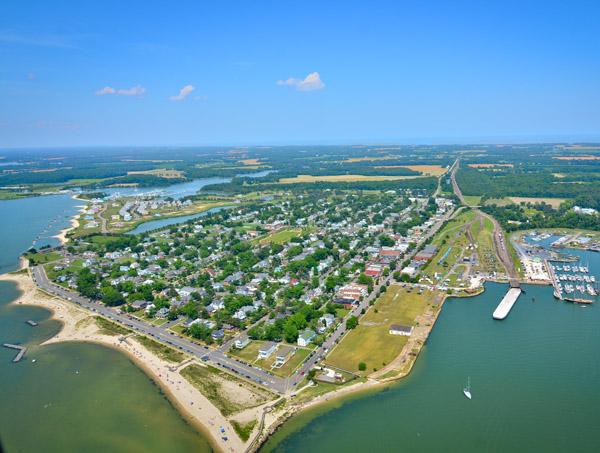 Cape Charles, Esatern Shore, Virginia
