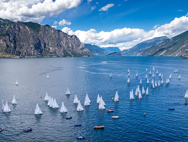 2014 Star Class World Championship, Lake Garda, Italy