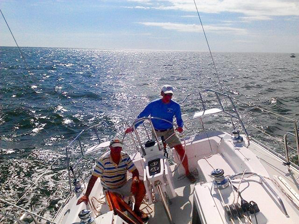 Catalina Yachts is one of the largest and most popular sailboat builders in the world. Catalinas are designed with couples and families in mind…