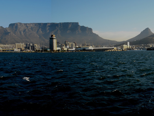 The Western Cape of Africa