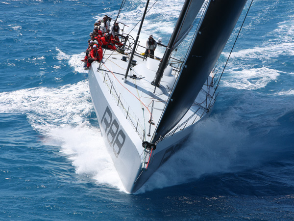 The best fleet of offshore racing yachts ever gathered in the Caribbean during the seventh edition of the Royal Ocean Racing Club (RORC) Caribbean 600.