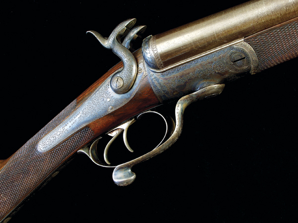 The Gentleman's Gun in the Victorian Era