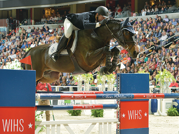 Two-time U.S. Olympic gold medalist McLain Ward is set to defend his President's Cup title in the 2015 Washington International Horse Show in October.