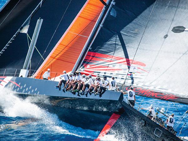 Spectacular Ocean Racing