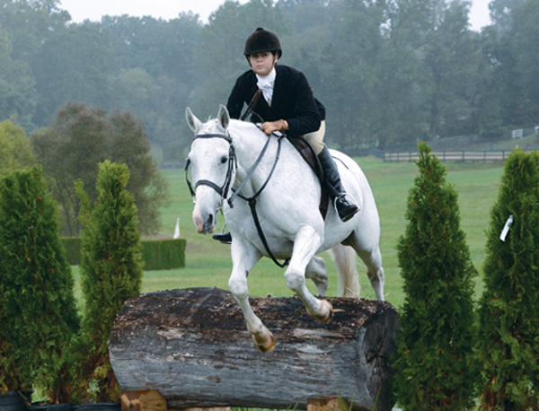 The Theodora A. Randolph North American Field Hunter Championship, Middleburg, Virginia.