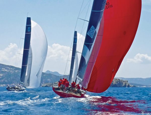 Cutting Edge 52 Super Series on Sorcha