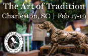 Southeastern Wildlife Exposition, Charleston, SC. The art of Tradition. Feb 17-19, 2017. http://sewe.com
