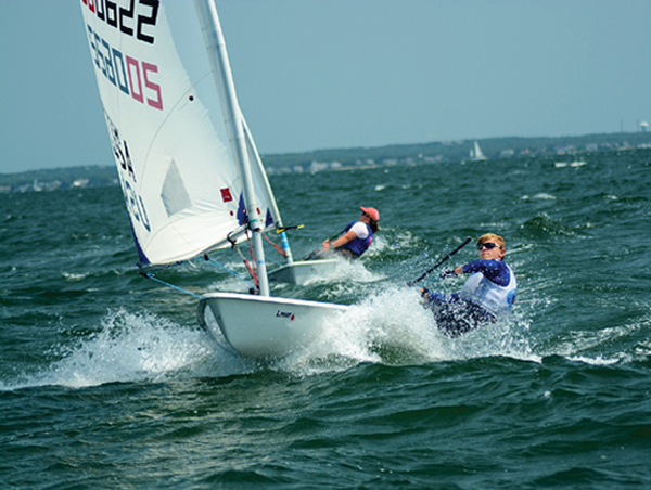 FBYC's Junior Sailing Team