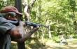 Clay Shooting at Primland