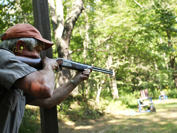 The 14-station, mile-long sporting clays course at Primland is rated as one of the top 25 sporting clays courses in the nation
