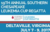 Leukemia Cup regatta Julyb 7-9 Deltaville VA