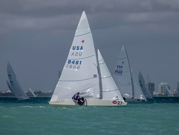 Star Sailors League - Bacardi Cup 2017 Miami Florida