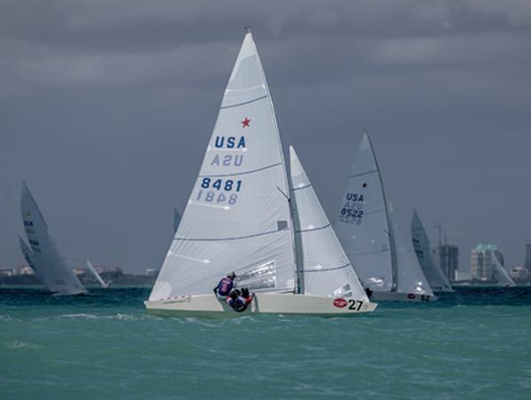 Star Sailors League - Bacardi Cup 2017 Miami Florida