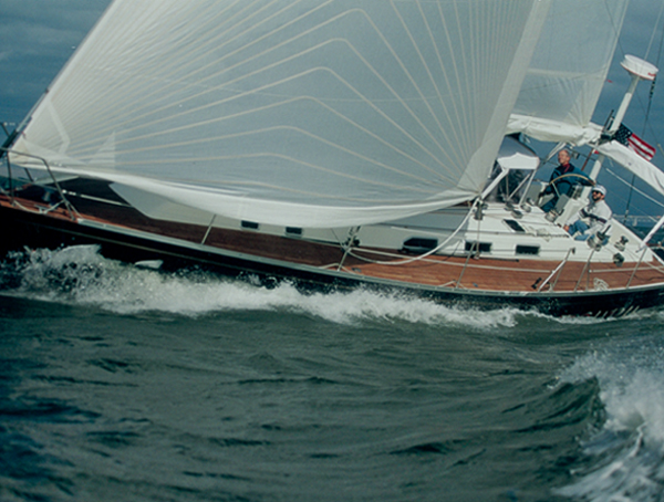 .. BBY's worldwide reputation as fine builders of custom power and sailing yachts and meticulous craftsmen in restoration and repair work.