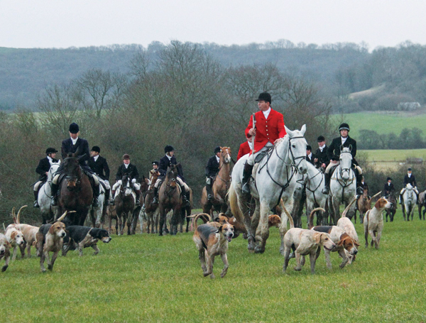 fox-hunter Megan Corp of Blackthorn & Brook will ensure you are perfectly turned out for a day with one of the great south-of-England packs