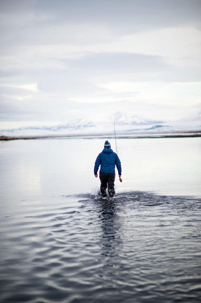 Iceland Fishing