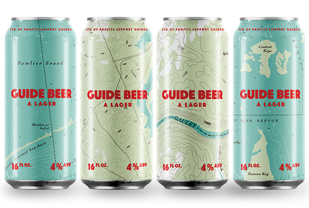 SweetWater Brewing Company Guide Beer