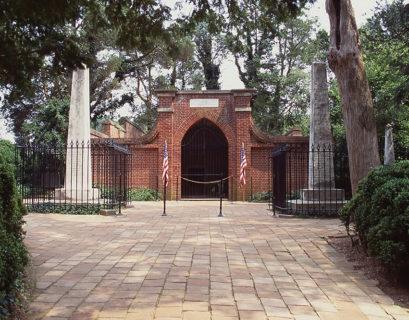 presidential graves