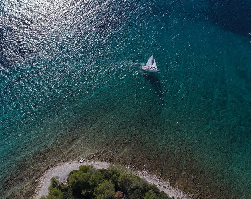 sailing croatia with mountainsea exploration