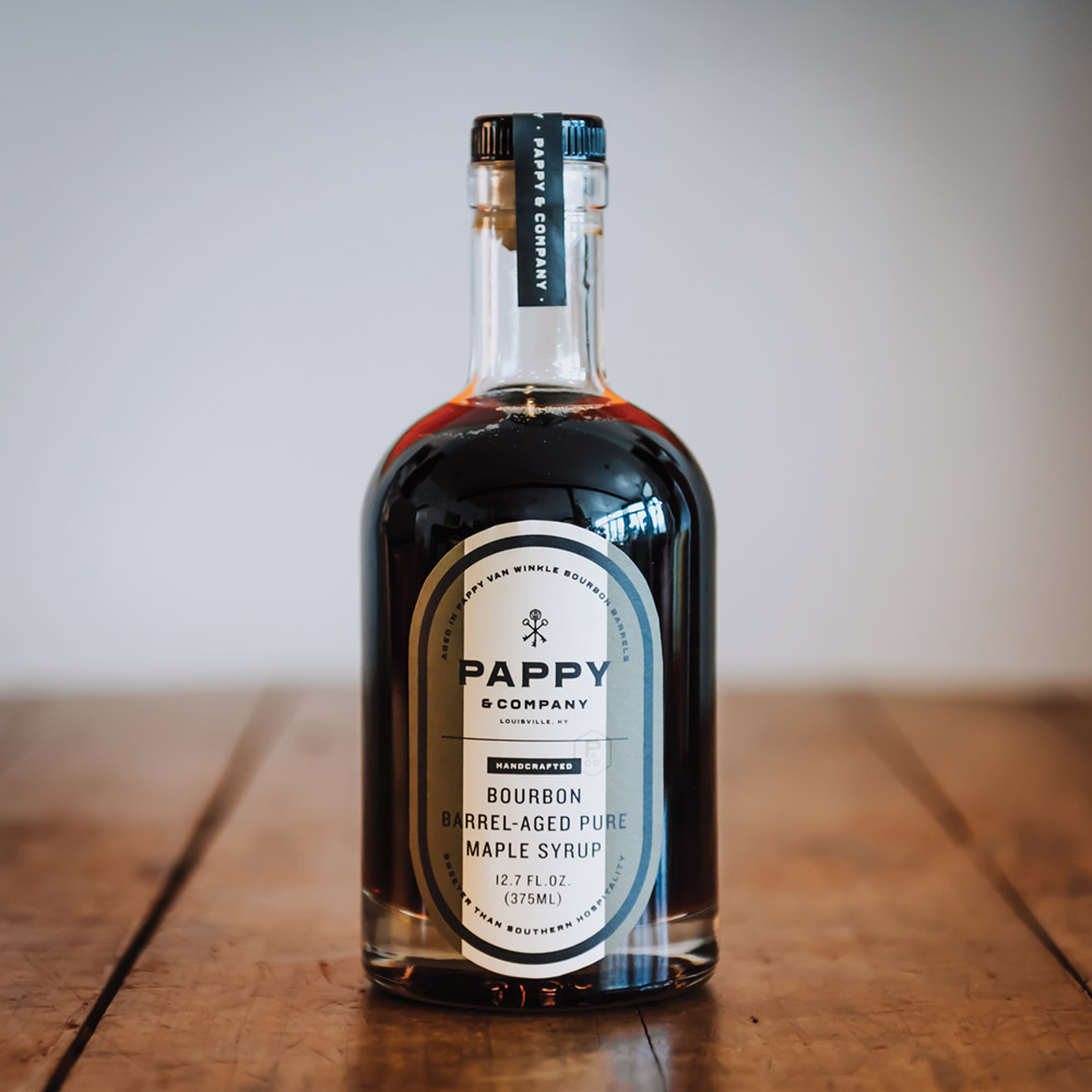 Pappy Van Winkle Bourbon Barrel-Aged Maple Syrup